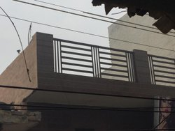 Mild Steel Ms Balcony Railing, For Home Safety