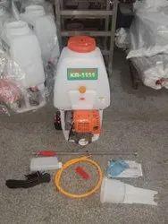 Agricultural Knapsack Power Sprayer