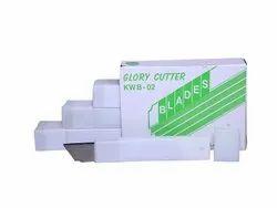 Silver HSS KWB-02 Glory Cutter Blade, For Garage/Workshop, Packaging Type: Box