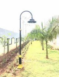 Cast Iron Decorative Garden Lamp Post