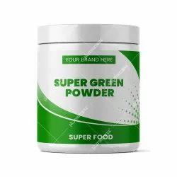 Super Green Food Supplement
