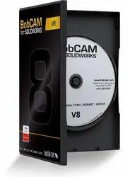 Offline BobCAM V8 Solidworks Software, For Windows, Free Demo/Trial Available