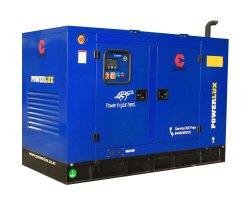 45 kVA Escorts Silent Diesel Generator