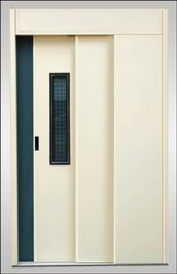 Telescopic Sliding Door Elevators