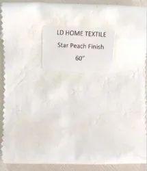 Micro Peach Finish Fabric