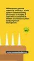 CORONASH Antiviral Disinfectant Chemical