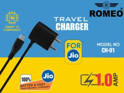 Romeo Mobile Travel Charger