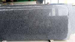 Steel Grey Granite Slabs Tiles