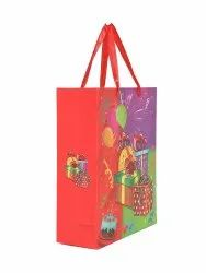 Printed Paper Gift Carry Bag, For Gifting, Capacity: 2 Kg