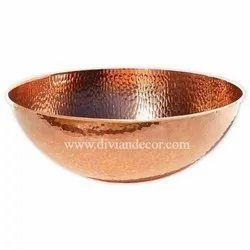 Pure Copper Bowl