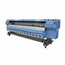C8-512I/512 Solvent Printing Machine