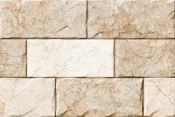 10x15 Outdoor Ceramic Wall Tiles, Thickness: 8 Mm
