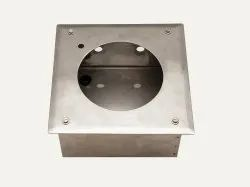 Ss304,Ms Powder Coated Magnehelic Gauges Enclosures, Square,Triangle