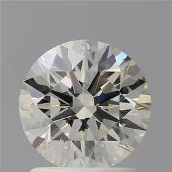 1.30 Round Brilliant J VS2 GIA Certified Natural Diamond