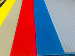 Sanidhya PP Corrugated Sheet