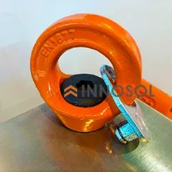 Hexagonal Mould Lifting Eye Bolt, For Industrial, Size: M6 To M56
