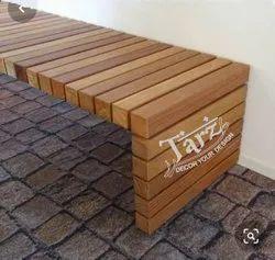 Wooden Bench 4 Feet