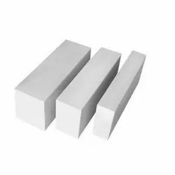 Solid Blocks Light Weight Concrete Block, For Partition Walls, Size: 5*8*24