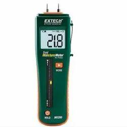 MO260: Combination Pin/Pinless Moisture Meter
