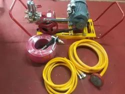 Dairy Dung Cleaning Pump