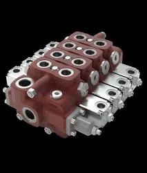 SD6 Small, Compact And FLexible Sectional Valve