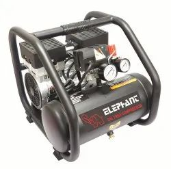 Elephant Oil Free and Noiseless 1 HP Air Compressor 6 Ltr. AC-6C.