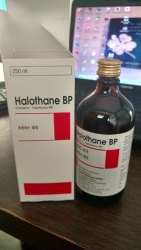 Halothane BP