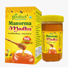 Goodluck Ayurveda Manorma Madhu Natural Honey