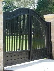 Residential Iron Gate