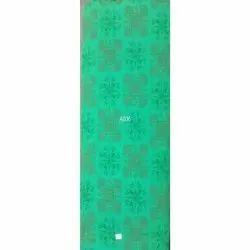 44-45 Pure Cotton Green Chudi Material