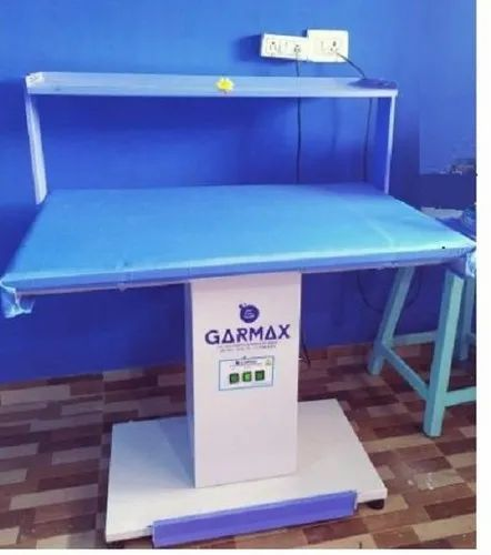 Garmax Polished fully automatic Ironing Table