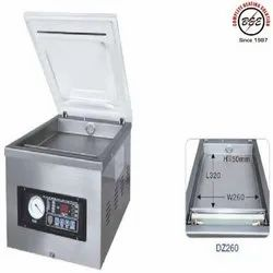 Tabletop Vaccum Packaging Machine (imported Make)