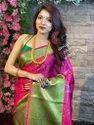 Women  Soft Banarasi Silk