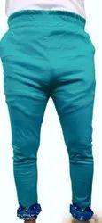 Cotton Slub Lycra Ankle Length Ladies Pencil Pant, Size: Xl,Xxl