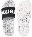Rubber Men White Flip Flops Slipper, Size: 8