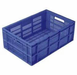 Perforated Plastic Crates 600 X 400 X 225 MM