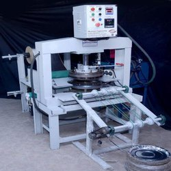 Fully Automatic Hydraulic Plate Machine