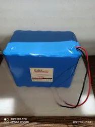 Solar Street Light Lithium phosphate battery