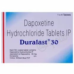 Dapoxetine Hydrochloride Tablets IP