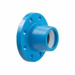 Industrial Cast Iron Flange Fitting