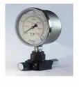 Pressure Gauge Isolator Valve