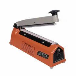 Mild Steel Hand Sealing Machine, Packaging Type: Box, Capacity: 1.6 Mm (width)