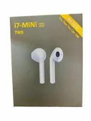 Mobile And Tablet White TWS I7 Mini Airpod