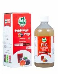 Liquid Figs Extract Juice, Packaging Size: 500 Ml, Packaging Type: Bottle