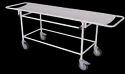 STRETCHER ON TROLLEY MS - 50-7100 D