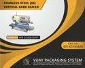 Continuous Band Sealer Horizontal VPS-CS-650-SS-VT