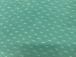 White Polyester Dyed Fabric, 45-55
