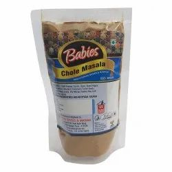 Babies Chole Masala Powder, Packaging Size: 200 Gram, Packaging Type: Stand Up pouch