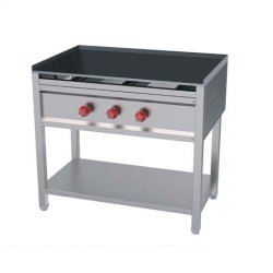 3 Stainless Steel Dosa Hot Plate Cooking Range, For Commercial