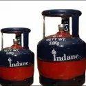 Indane Mild Steel 5 Kg Ftl Cylinders